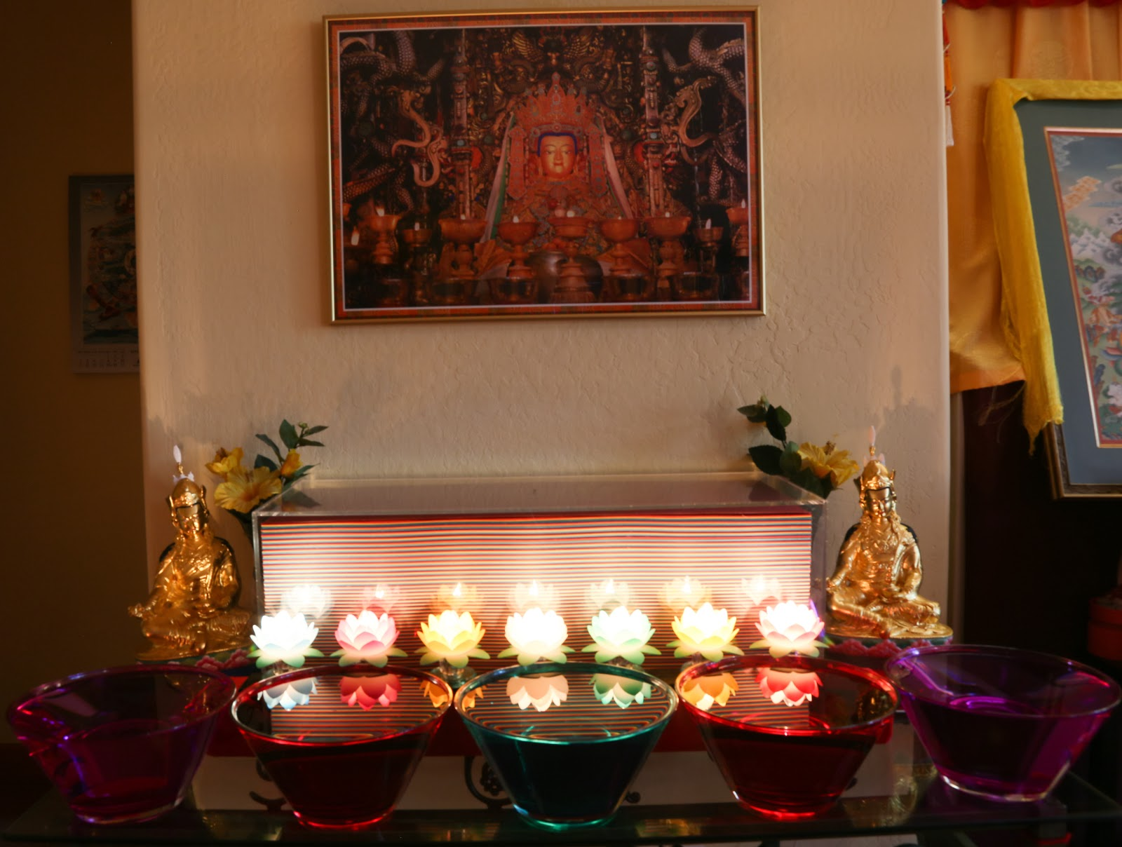 Prajnaparamita. Photo by Ven. Thubten Kunsang.