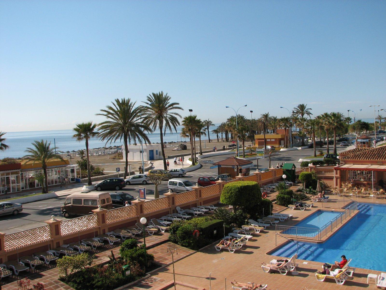 Hotel Riu Belplaya, Torremolinos, Spain