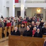 19.03.2016 - godz. 12,00 Msza św. Odpustowa - przewodnuczy Ks. Marcin Kulczynski-Kapelan Ks. Prymasa