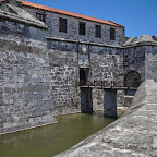 The first fort built by Spanish in Havana