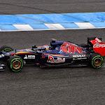 Max Verstappen - Toro Rosso STR10