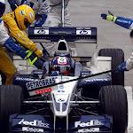 Juan Pablo Montoya Williams FW24