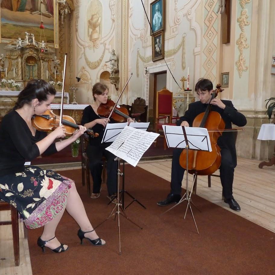 Koncert v kostele sv. Filipa a Jaku...