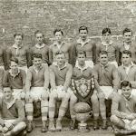 Crescent College Senior Cup Team 1945-46