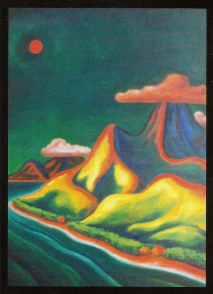 Mountains of Tahiti, no date, imprinted in the booklet of Jez Lowe - the Parish Notes (Audio-Cd)