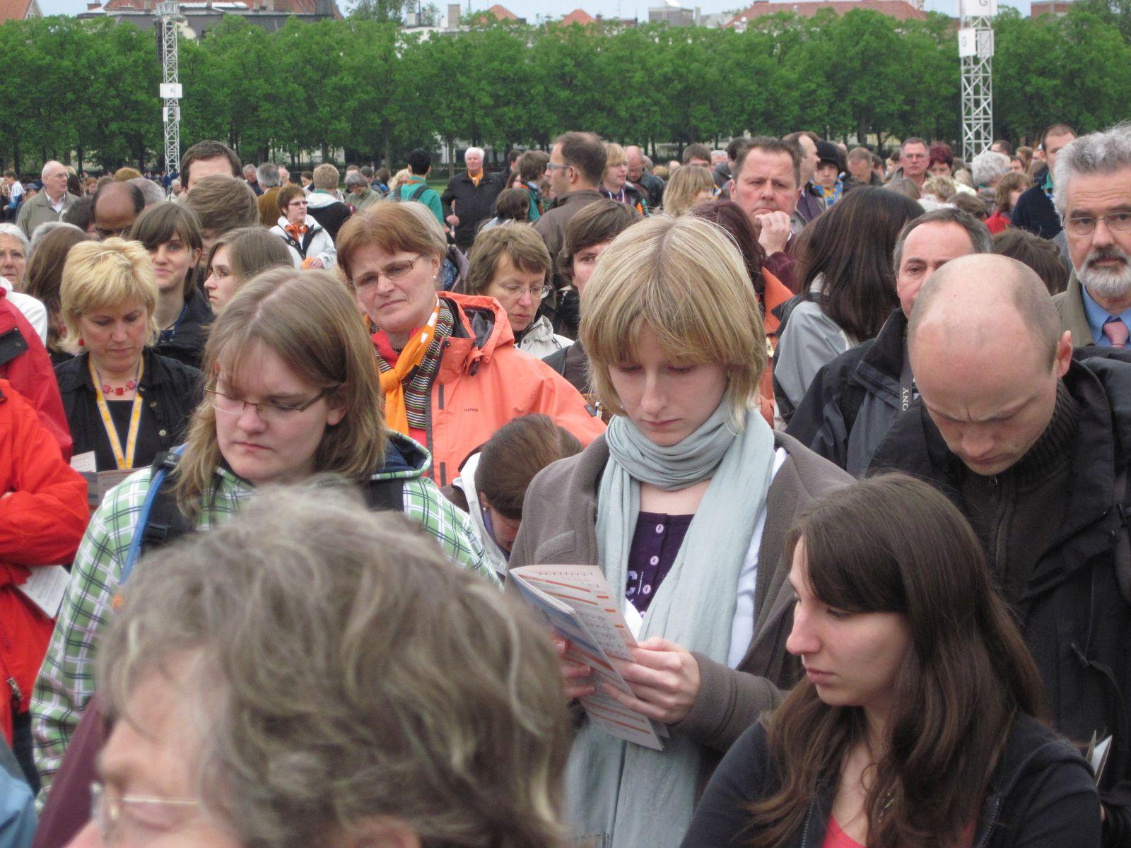 2. Ökumenischer Kirchentag München 12.-16.5.2010