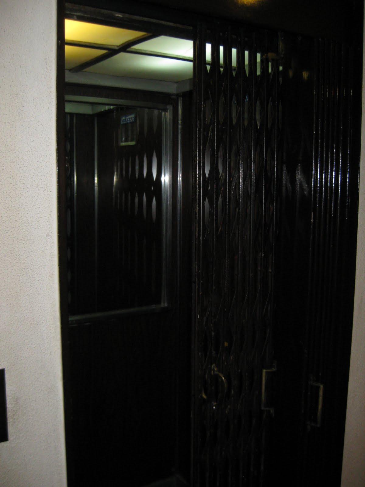 Dodgy Elevator