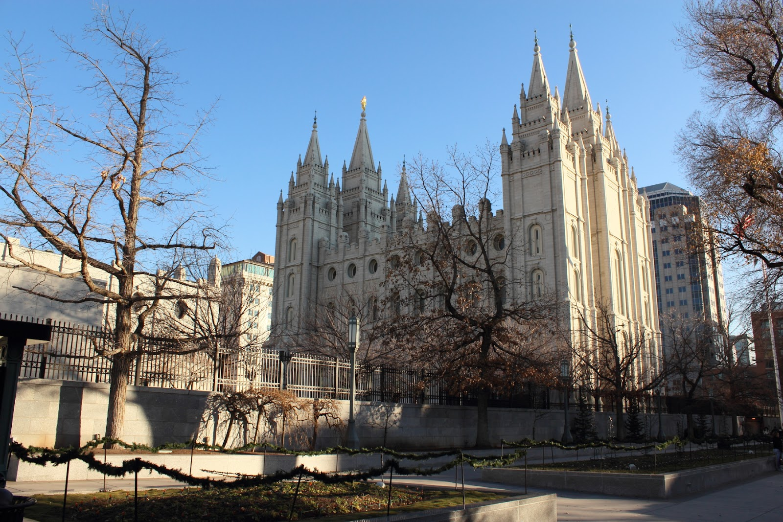 The Church of Jesus Christ of Latter-day Saints (Temple Square)