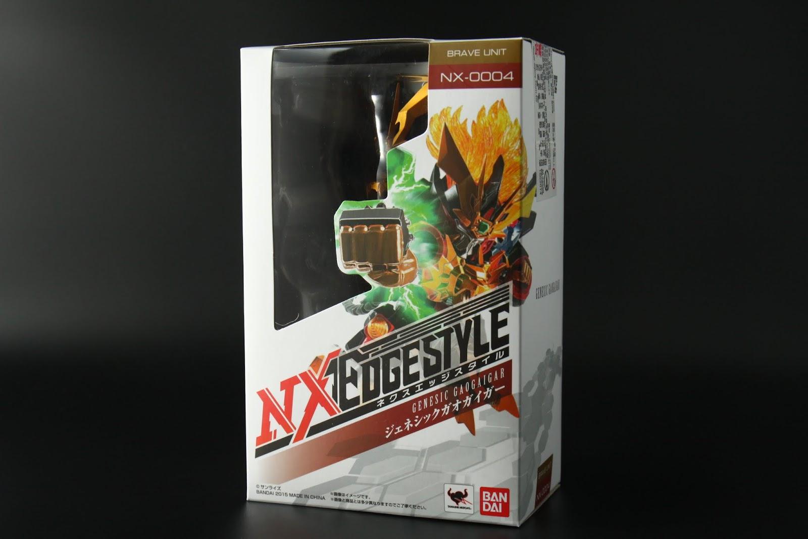 可動SD機器人新系列:NXEDGESTYLE