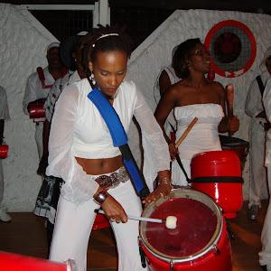 Prestation du groupe au Coconut's