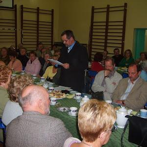 2007 rok - Walne zebranie oddziału