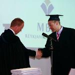 Reykjavik University MBA graduating