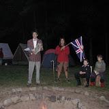 Večerní nástup druhý den - opuštíme Spojené království