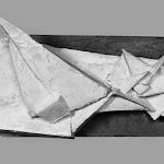 Senza Titolo1, Forma in gesso 35X 90cm Disponibile Available