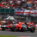 Timo Glock, Marussia VJM04