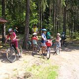 Jednodenní cyklovýprava - mladší (1)