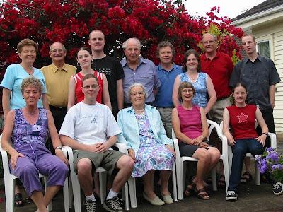 Growing Up - Family Photos