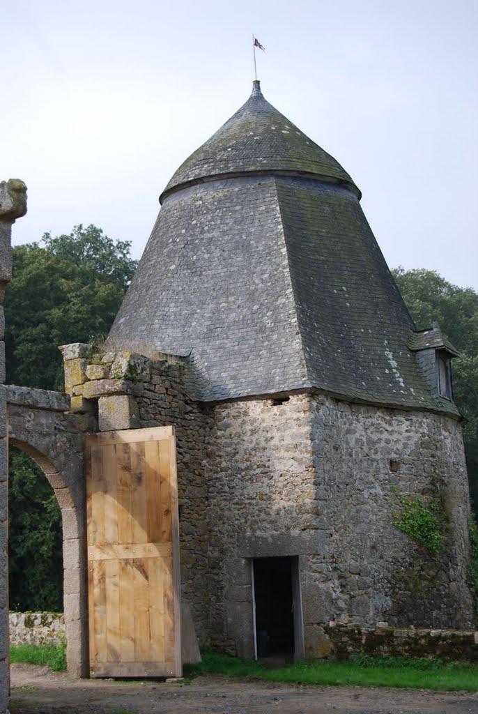 La tour médiévale