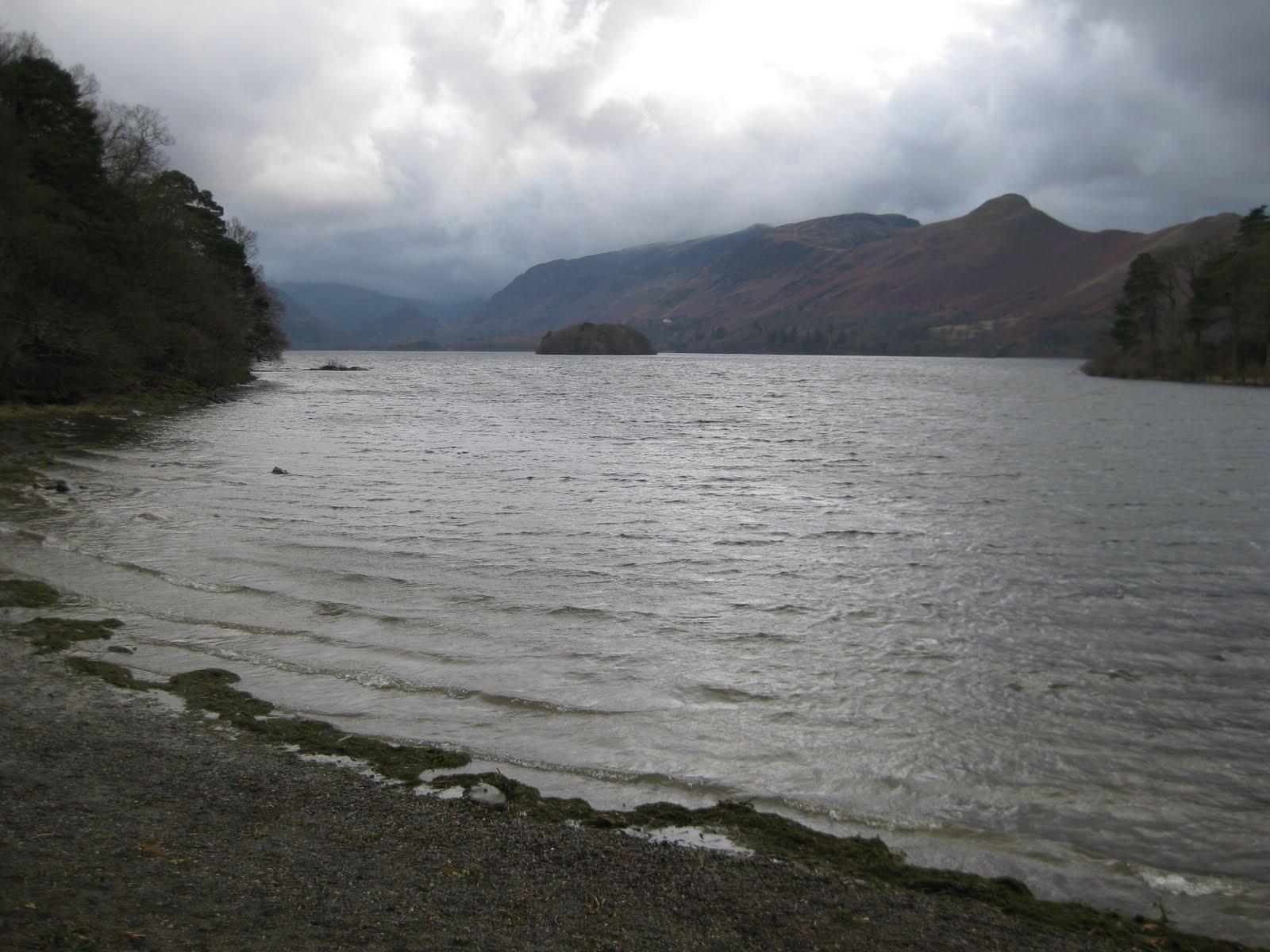 Lake beside Keswick