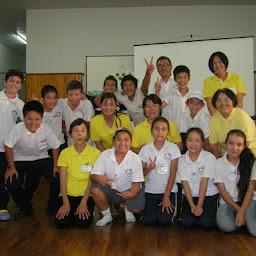 April 8, 2015 イグアス日本語学校福祉出前授業