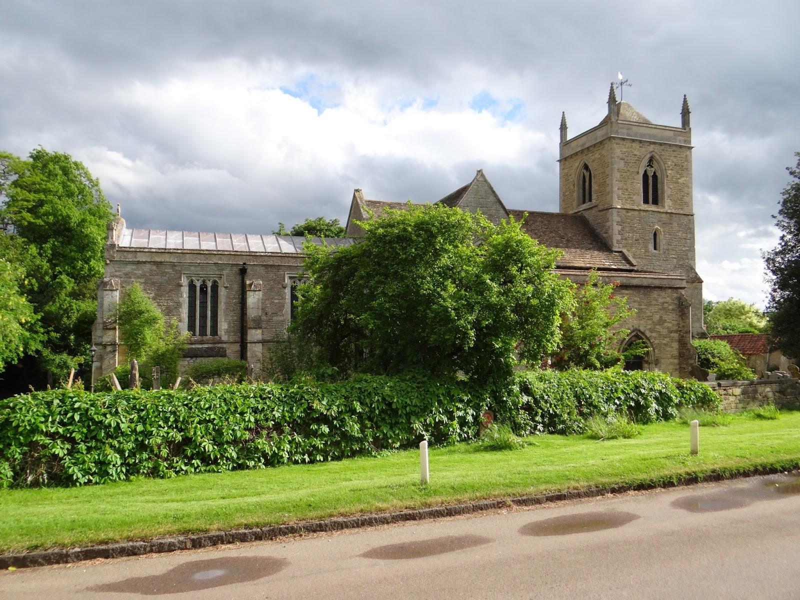 Sudborough Church