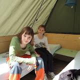 Po roce znovu na táboře