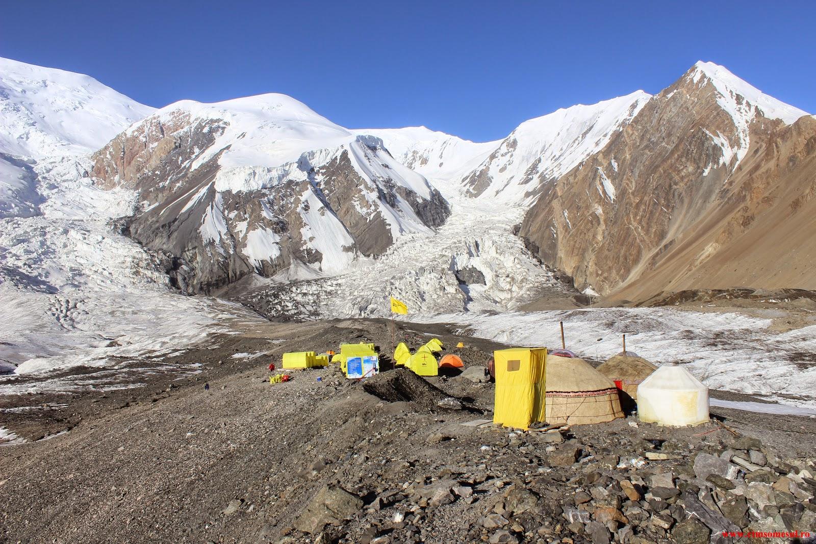 Camp 1 4400 m