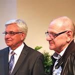 Duray Miklós és Bartusz György a megnyitón