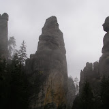 Adršpašsko-Teplické skály (2) - Starosta a starostová