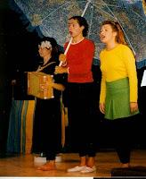 Les Trombines à Coulisses 06 1997 Courbeveille