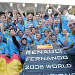 Fernado Alonso 2nd F1 drivers championship at Brazil