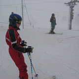Neděle - lyžování na Mladých Bukách (1)