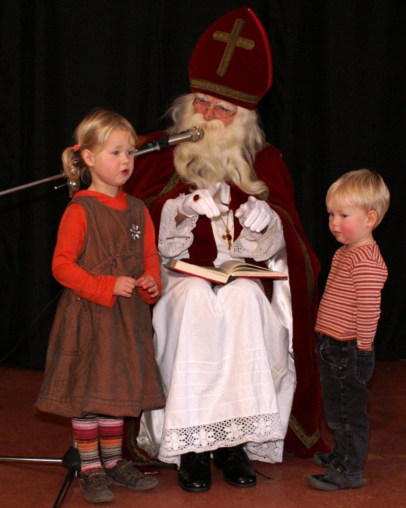 Sinter Klaas 2008 - PICT6021