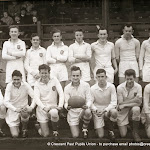 Crescent College Senior Cup Team 1956-57