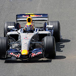 Mark Webber (AUS)  Red Bull RB8