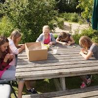 Kampeerweekend 2012 Zaterdag Zondag - DSC00137