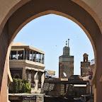 Entering the Old Medina of Fes