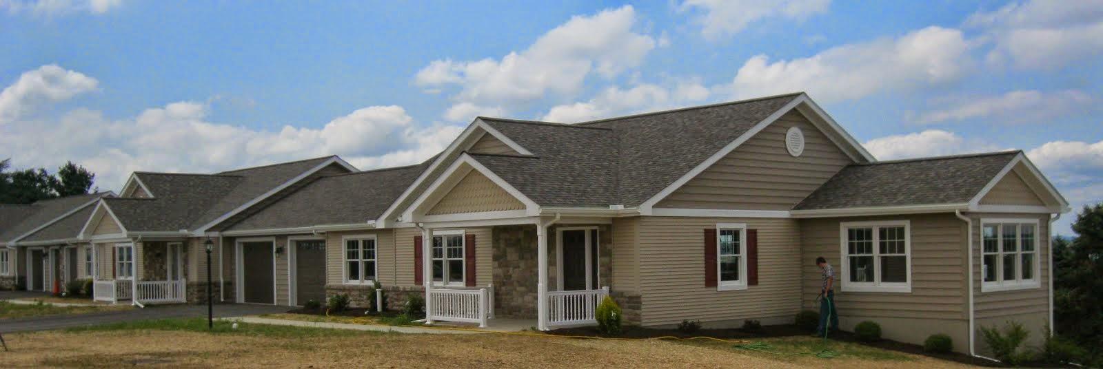 Farm Crest Cottage Triples