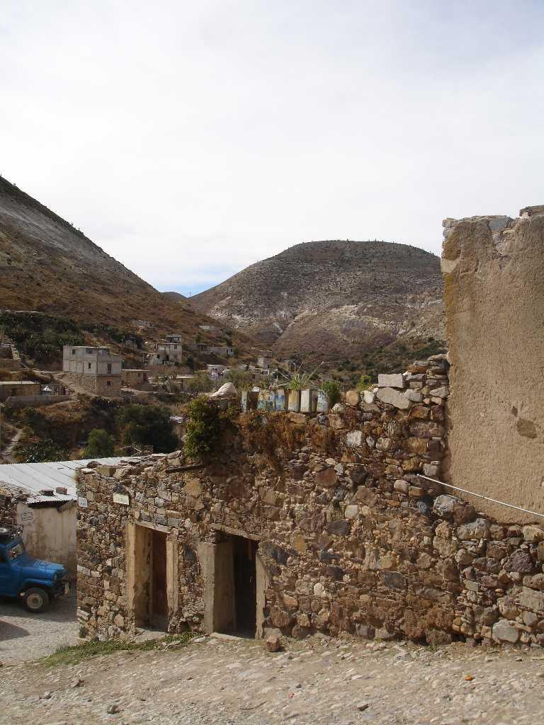"""Real de Catorce - bekannt durch """"The Mexican"""" - Brad Pitt & Julia Roberts"""