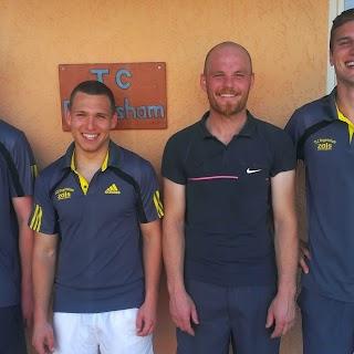 Herren - Mannschaft 2013