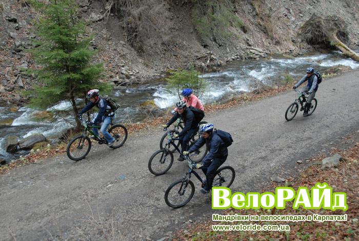 Початок велосезону - Квітень 2013