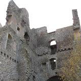 Na zřícenině hradu Rokštejn (1)