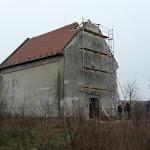 A torony életveszélyessé vált, le kellett azt bontani