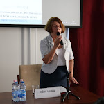 A konferencia moderátora Eőry Vilma volt