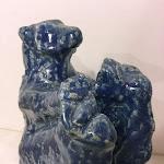 Orsdo bruno blu1 gress 25x15x15. Disponibile