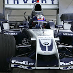 Juan Pablo Montoya, Williams BMW FW26