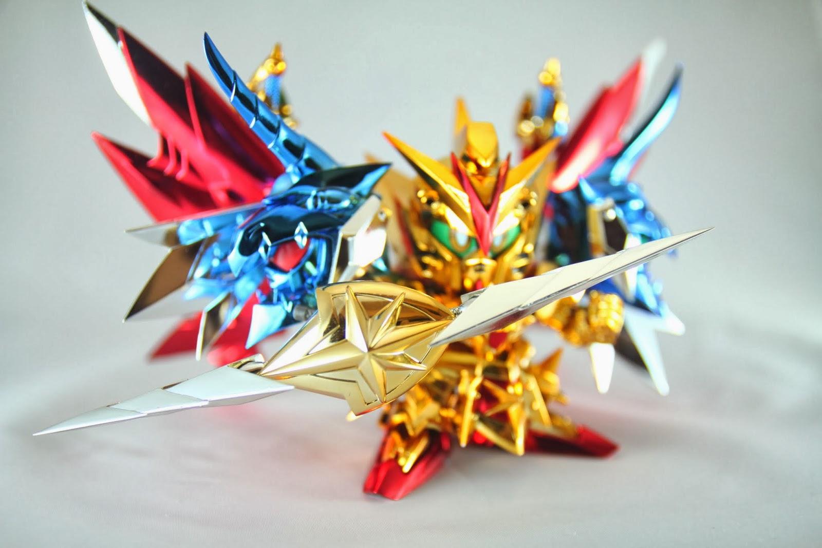 武器還蠻多樣化的 但跟原始的スペリオルドラゴン差不多類型