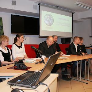 """2014 rok - Konferencja w Bolszewie """"Lech Bądkowski - 30 lat później"""""""