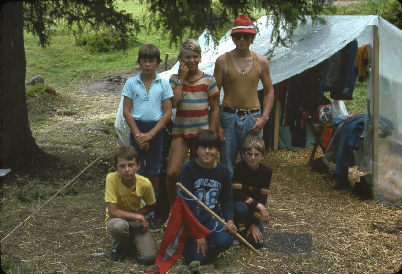 1981 Sommerlager JW - SolaJW81_105