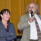 Géraldine Savary et Luc Recordon
